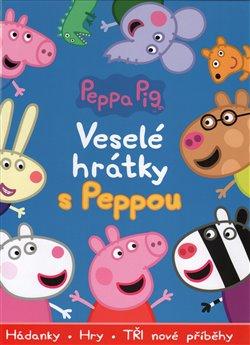 Obálka titulu Prasátko Peppa - Veselé hrátky s Peppou