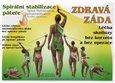 Zdravá záda - Cvičební Set, spirální stabilizace páteře (kniha Zdravá záda, CD, cvičební lano) - obálka