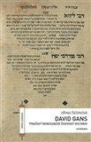 David Gans (Pražský renesanční židovský historik) - obálka