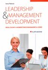 Obálka knihy Leadership & management development