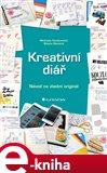 Kreativní diář (Vytvořte si diář na míru) - obálka