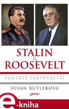 Obálka titulu Stalin a Roosevelt