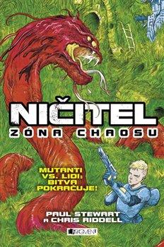 Obálka titulu Ničitel – Zóna chaosu