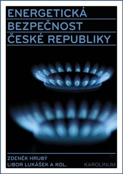 Obálka titulu Energetická bezpečnost České republiky
