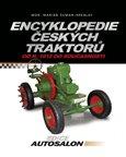 Encyklopedie českých traktorů - obálka