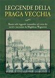 Leggende della Praga vecchia - obálka
