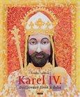 Karel IV. - Ilustrovaný život a doba - obálka
