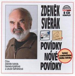 Povídky a nové povídky, CD - Zdeněk Svěrák, CD - 8CD