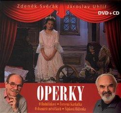 Operky. O Budulínkovi, Červená Karkulka, O dvanácti měsíčkách, Šípková Růženka, CD - Zdeněk Svěrák