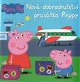 Prasátko Peppa - Nová dobrodružství prasátka Peppy - obálka