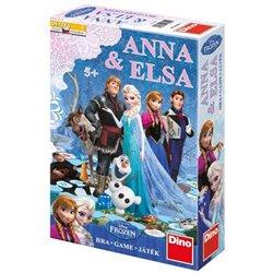 Hra Anna a Elsa Frozen