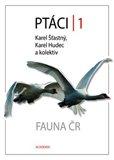 Ptáci 1 - Fauna ČR - obálka