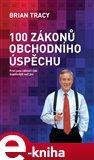 100 zákonů obchodního úspěchu (Elektronická kniha) - obálka