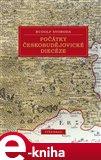 Počátky českobudějovické diecéze (Elektronická kniha) - obálka