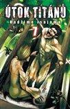 Útok titánů 7 - obálka