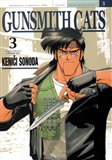 Gunsmith Cats 3 - obálka
