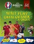 EURO 2016 – knížka aktivit - obálka