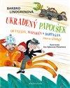 Obálka knihy Oranžáda, Mazarén a Dartaňan 2: Ukradený papoušek