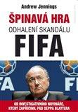 Špinavá hra Fifa (Odhalení skandálu) - obálka