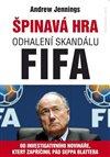 Obálka knihy Špinavá hra Fifa
