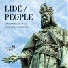 Obálka knihy Lidé Univerzity Karlovy / People of Charles University