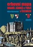 Erbovní mapa hradů, zámků a tvrzí v Čechách 5 - obálka