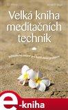 Velká kniha meditačních technik (Elektronická kniha) - obálka