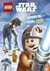 Obálka knihy Lego Star Wars Připrav se, pozor, lep!