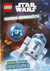 Obálka knihy Lego Star Wars Vesmírná dobrodružství