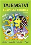 Tajemství egyptské hrobky - obálka