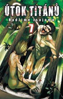 Útok titánů 7 - Hadžime Isajama