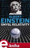 Smysl relativity - obálka