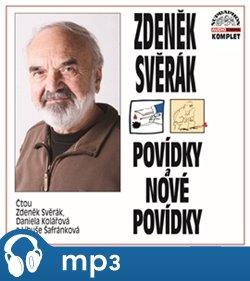 Povídky a Nové povídky, mp3 - Zdeněk Svěrák
