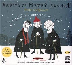Babičky: Mrtvý kuchař (audiokniha), CD - Minna Lindgren