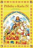 Příběhy o Karlu IV. - obálka
