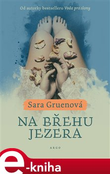 Na břehu jezera - Sara Gruenová e-kniha