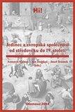 Jedinec a evropská společnost od středověku do 19. století - obálka