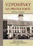 Vzpomínky na protektorát (Klukovská léta v protektorátní Olomouci) - obálka