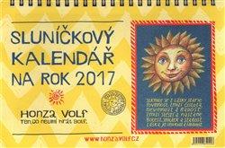 Sluníčkový kalendář 2017 - stolní - Honza Volf