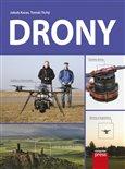 Drony - obálka