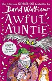 Awful Auntie - obálka