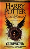 Harry Potter and the Cursed Child (8) - Parts I & II - obálka