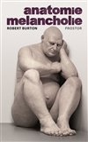 Obálka knihy Anatomie melancholie