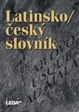 Latinsko-český slovník - obálka