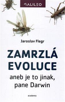 Obálka titulu Zamrzlá evoluce