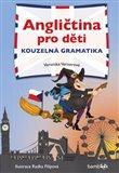 Angličtina pro děti - kouzelná gramatika - obálka