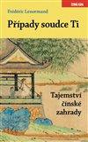 Případy soudce Ti. Tajemství čínské zahrady - obálka