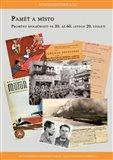 Paměť a místo (Proměny společnosti ve 30. až 60. letech 20. století) - obálka