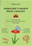 Moravské národní písně a koledy - obálka