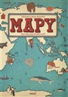 Mapy (Atlas světa, jaký svět ještě neviděl) - obálka